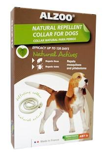 Alzoo Alzoo Dog Collar Medium