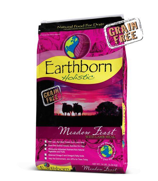 Earthborn Earthborn Holistic Meadow Feast Grain-Free Dog Food 28 Lb.