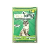 Fresh News Fresh News Post Consumer Paper Pellet Cat Litter 12 Lb.