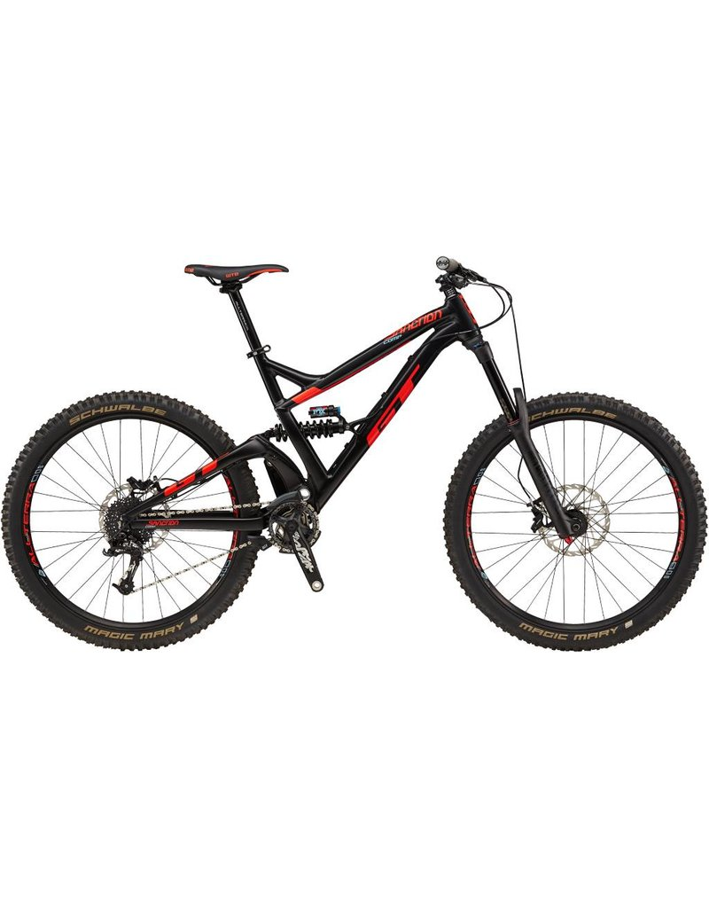 GT Bikes GT Sanction Comp 27.5 MY2018