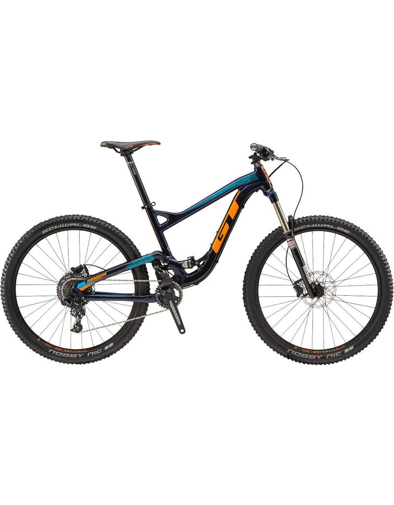 GT Bikes GT Sensor Alloy Elite 27.5 MY2018