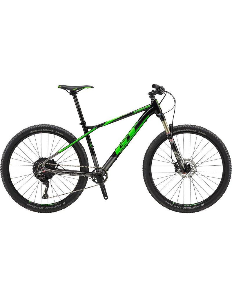 GT Bikes GT Zaskar Alloy Elite 27.5 MY2018