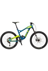 GT Bikes DEMO GT Force Carbon Expert Teal M MY2018