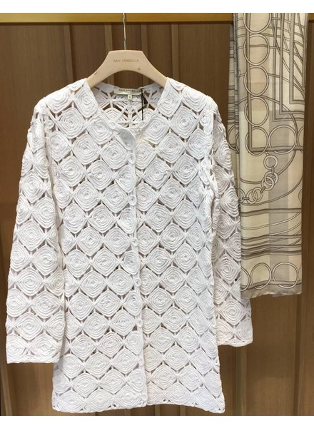 Cotton Lace Jacket