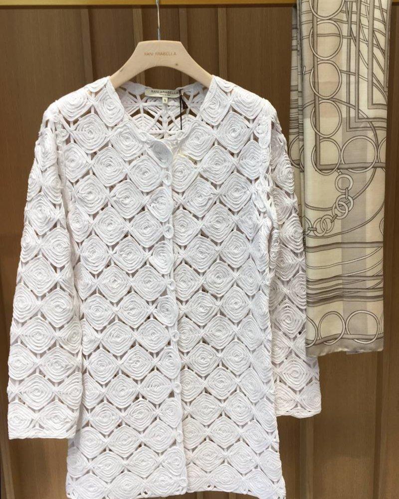 Cotton Lace Jacket