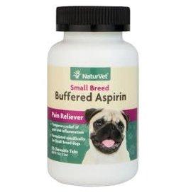 NATURVET ASPIRIN BUFF SM/MD BREED DOG 75ct TABS