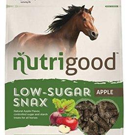 MANNA NUTRIGOOD LOW SUGAR SNAX APPLE 4#
