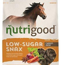 NUTRIGOOD LOW SUGAR SNAX CARROT 4#