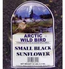 Small Black Oil Sunflower seeds 5 lb 8/cs