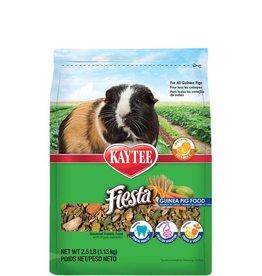 KAYTEE PRODUCTS INC KAY FOOD FIESTA GuInea Pig 2.5#
