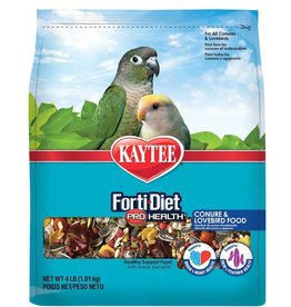 KAYTEE PRODUCTS INC Kaytee FortiDiet Pro Health Conure/Lovebird 4lb