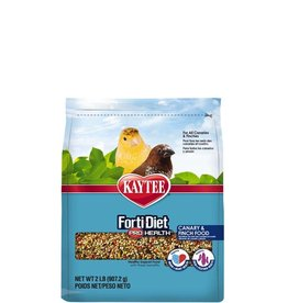 Kaytee FortiDiet Pro Health Canary and Finch 2lb