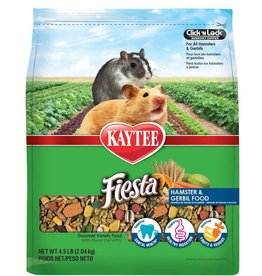 KAYTEE PRODUCTS INC KAY FOOD FIESTA MX HAM/GER 4.5