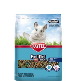 KAYTEE PRODUCTS KAY Chinchilla food  Forti Diet 3#