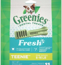 Greenies DNTL ENTRY FRESH TEEN 3OZ