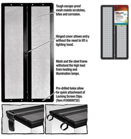 ZILLA ZIL COVER SCREEN HINGED 20X10