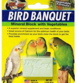 ZML Bird Banquet Block Veggie Formula Small