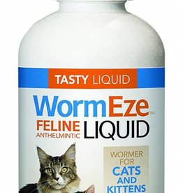 DURVET - PET            D WORMEZE FELINE LIQUID 4OZ