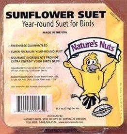 NATURES SUET SUNFLOWER 00165 CHUCK 12/CS