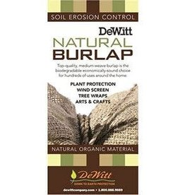 DeWitt Natural Burlap 3ftx24ft