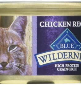 BLUE BUFFALO CAT CAN WILDERNESS ADULT Chicken ENTREE 3oz