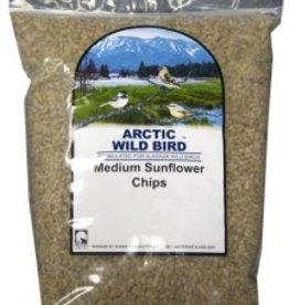 Medium sunflower chips 20 lbs