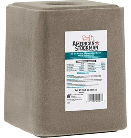 Trace Mineral Salt Block with Selenium 50lbs