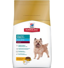 Science Diet Canine ADULT Healthy Mobility Small Bites  15.5 lb.