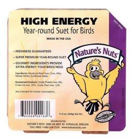 NATURES SUET HI-ENERGY 00163 CHUCK 12/CS