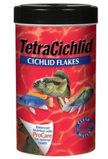 SPECTRUM BRANDS - TETRA TET FOOD CICHLID FLK 5.65OZ