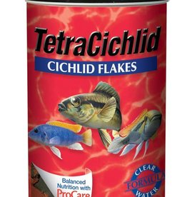 SPECTRUM BRANDS - TETRA TET FOOD CICHLID FLK 5.65OZ