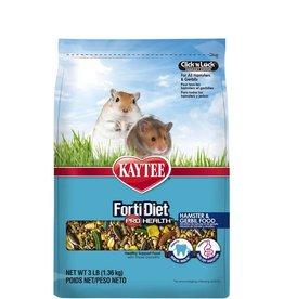 KAYTEE PRODUCTS Kaytee Forti-Diet Pro Health Hamster/Gerbil 3lb