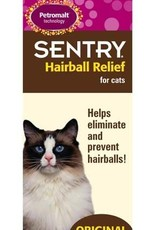 SERGEANTS / OLD WEST TREAT SER Sentry HC Petromalt Malt Hairball Relief