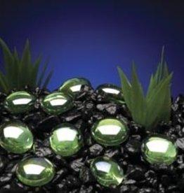 Penn-Plax GEM-STONE PEARLS-GREEN 90PCS