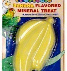 Penn-Plax BANANA MINERAL TREAT 1/2 OZ