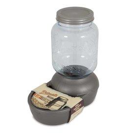 MASON JAR REPLENDISH 18LB FEEDER 24800 PETMATE 4/CS