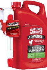 Nature's Miracle Advanced Stain & Odor Remover AccuShot 170oz