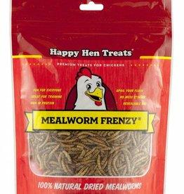 DURVET - HAPPY HEN    D MEALWORM FRENZY 3.5oz 6/CS HAPPY HEN TREATS