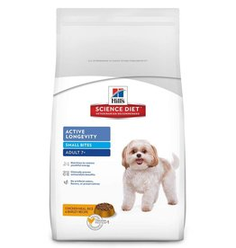 Science Diet Canine ADULT 7+ Active Longevity Small Bites 5 lb.