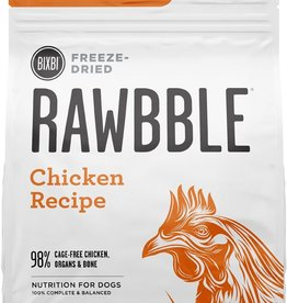 Bixbi Bixbi Dog Rawbble FD Food GF Chicken 14 oz