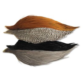 Introductory Hackle Pack - Four 1/2 Capes