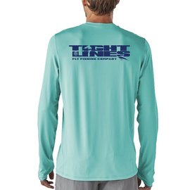 PATAGONIA Patagonia Tight Lines Tropic Comfort Crew II - Straight Blue