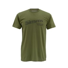 SIMMS Simms Working Wader T-Shirt Olive