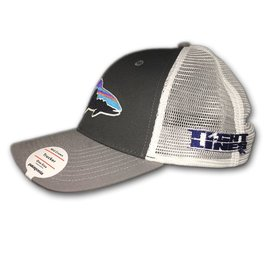 PATAGONIA Patagonia Fitz Roy Trout Trucker - Tight Lines Logo