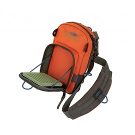 Fishpond San Juan Vertical Chest Pack - Cutthroat Orange