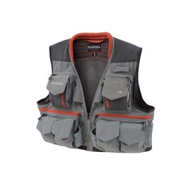 Simms Guide Vest - Steel