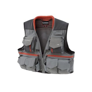 Simms Guide Vest - Steel