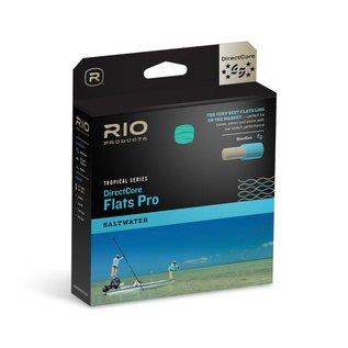 RIO Rio DirectCore Flats Pro Lines - Aqua/Orange/Sand