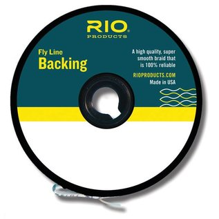 RIO Flyline Backing 30LB 300YD Chartreuse