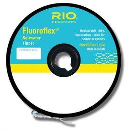 RIO FLUOROFLEX SALTWATER TIPPET 15YD 80LB